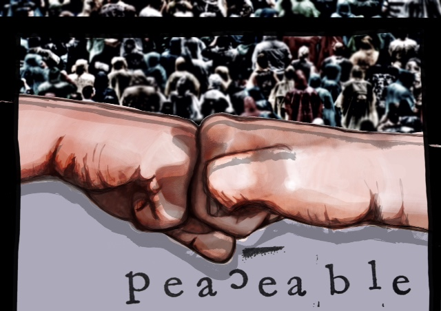 peaceable